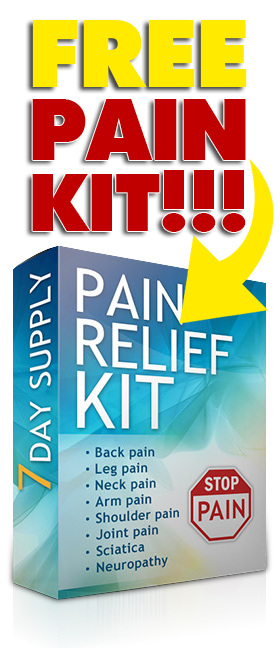 Free Pain Relief Kit