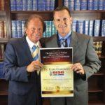 Dr. Giampietro Receives Prestigious Back Pain Treatment Award